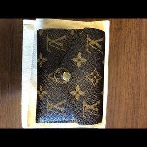 Louis Vuitton Victorine Wallet EUC